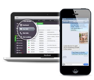 SMS und Imessage mitlesen